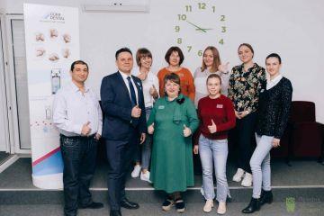 Мастер-класс Татьяна Ризен 5 марта 2020