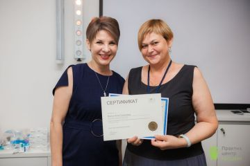 Мастер-класс Виктории Корчагиной 5-6 июля