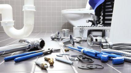 Замена и ремонт инженерной сантехники.