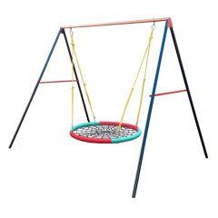 Дачные качели-гнездо Вертикаль Swing-nest