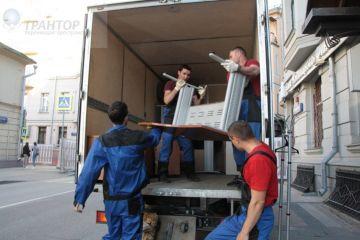 Переезд офиса. Погрузочные работы. Транспортные услуги. Сборка и разборка мебели.