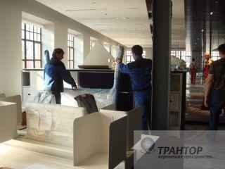 Сборка мебели для компании Штерн.