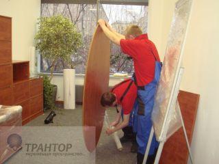 Офисный переезд компании ОАО Альфа-Цемент.