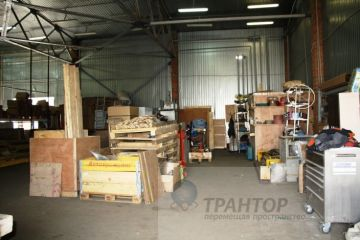 Компания ТРАНТОР переехала на новый склад! Улица Кусковская.