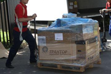 Транспортные услуги по России, разгрузочные работы, такелажные работы.