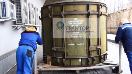 Такелажные работы, перевозка оборудования 18 тонн.