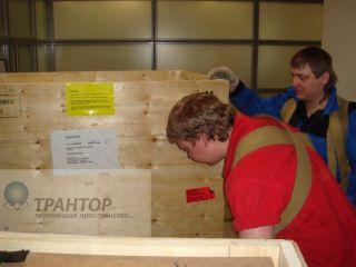 Такелаж медицинского оборудования, перевозка медицинского оборудования 12 тонн.