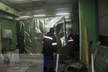 Такелаж промышленного оборудования, такелажные работы, стропальные работы  47 тонн.