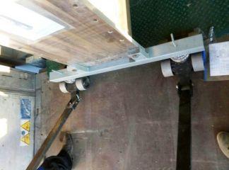 Такелаж промышленного оборудования, стропальные работы 14 тонн.