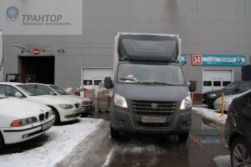 Транспортные услуги. Компания ТРАНТОР приобрела новую машину Газель Некст.