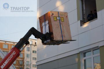 Подъем негабаритных грузов