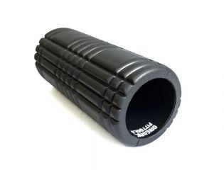 Цилиндр массажный черный