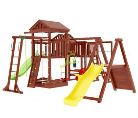 Детская площадка IgraGrad Панда Фани Мостик 2