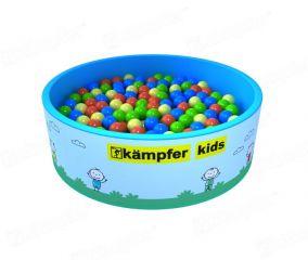 Сухой бассейн Kampfer Kids (100 шаров)