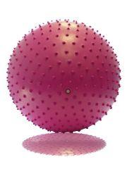 Гимнастический мяч с массажным эффектом 55 см