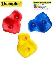 Зацеп для скалодрома пластиковый Kampfer 1 шт цвет на выбор