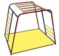 Детский спортивный комплекс Вертикаль Веселый малыш Base базовая комплектация