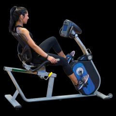 Велотренажер горизонтальный Body-Solid Endurance B4-R