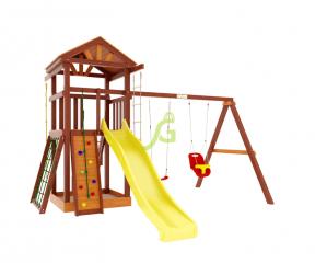 Детская площадка IgraGrad Панда Фани Gride Color