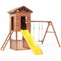 Детская площадка Избушка Можга СГ-И