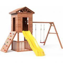 Детская площадка Избушка Можга СГ-И-Р923