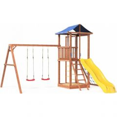 Детская площадка Можга СГ1-Р926-Р912-Р981-тент