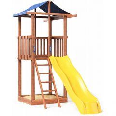 Детская площадка Можга Спортивный городок 1 крыша тент (СГ1-Тент)