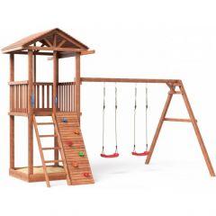 Детская площадка СГ2 с качелями Можга СГ2-Р912