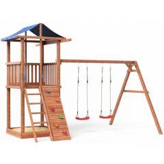 Детская площадка СГ2-тент с качелями Можга СГ2-Р912-тент