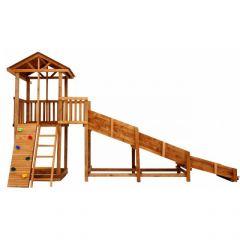 Детская площадка Спортивный город 2 с горкой Можга СГ2-Р919