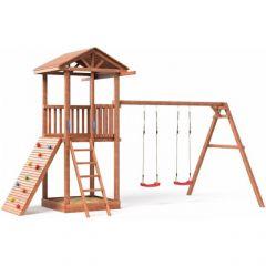 Детская площадка СГ3 с качелями Можга СГ3-Р912