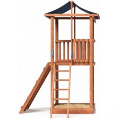 Детская площадка Можга Спортивный городок 3 крыша тент (СГ3-Тент)