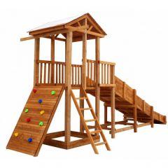 Детская площадка Спортивный городок 3 с горкой Можга СГ3-Р919