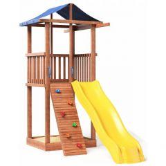 Детская площадка Можга Спортивный городок 4 крыша тент (СГ4-тент)
