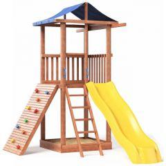Детская площадка Можга Спортивный городок 5 крыша тент (СГ5-тент)