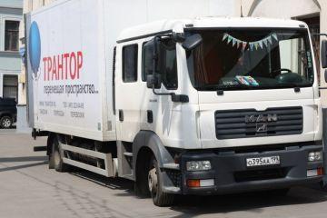 Транспортные услуги для компании Астра-77